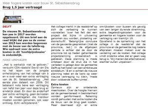 Artikel St. Sebastiaansbrug AD 180614